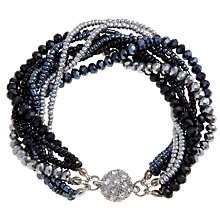 Buy John Lewis Multi Row Bead Bracelet Online at johnlewis.com