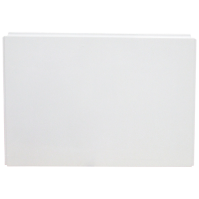 John Lewis PF310 75cm End Bath Panel For Square Duo Shower Bath