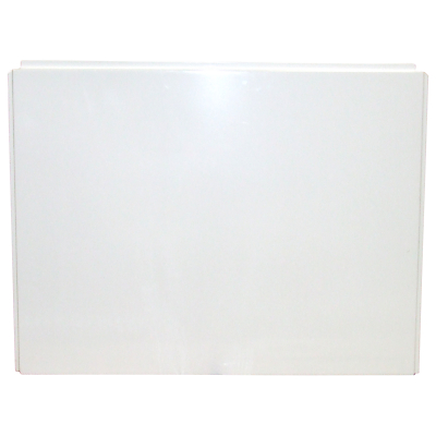 John Lewis PF301 70cm End Bath Panel For Square Duo, Square Mono and L Shaped Shower Baths