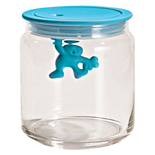 "Buy Alessi ""Gianni"" Jar, Small Online at johnlewis.com"