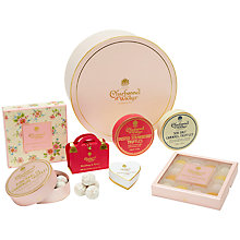 Buy Charbonnel et Walker Pink Hat Box Hamper Online at johnlewis.com