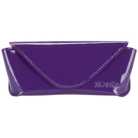 Buy Ted Baker Burlin Leather Glass Case Online at johnlewis.com