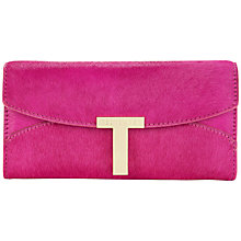 Buy Ted Baker Taffety T-Clasp Matinee Purse Online at johnlewis.com