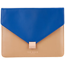 Buy Ted Baker Waltier Bow Envelope Tablet Case Online at johnlewis.com