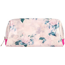 Buy Ted Baker Large Printed Washbag Online at johnlewis.com