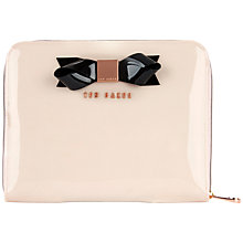 Buy Ted Baker Zipped Tablet Slip Case Online at johnlewis.com