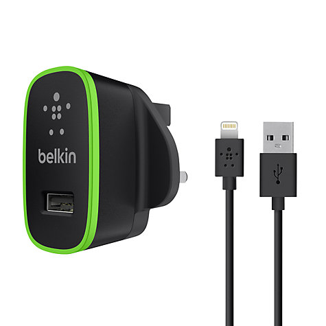 Buy Belkin Home Charger for iPad Online at johnlewis.com