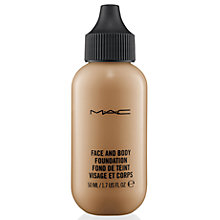 Buy MAC Face and Body Foundation Online at johnlewis.com
