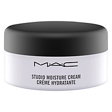Buy MAC Studio Moisture Cream Online at johnlewis.com