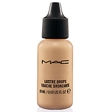 Buy MAC Lustre Drops Online at johnlewis.com