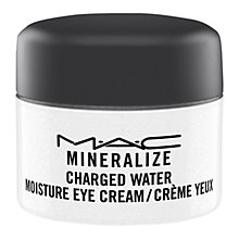 Buy MAC Mineralize Charged Water Moisture Eye Cream Online at johnlewis.com