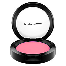 Buy MAC Cremeblend Blush Online at johnlewis.com