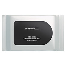 Buy MAC Wipes, 45 Sheets Online at johnlewis.com