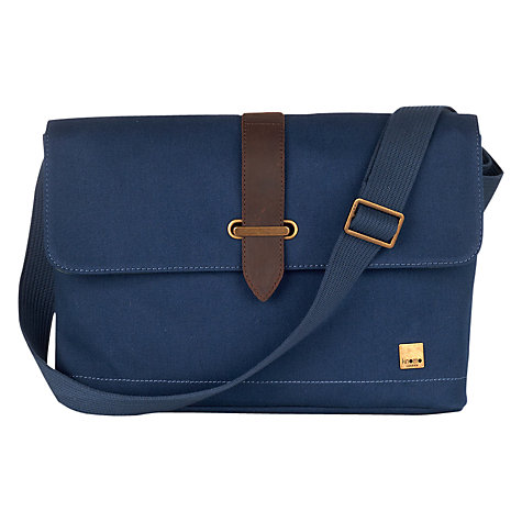 "Buy Knomo Troon Slim Messenger Bag for 13"" Laptops Online at johnlewis.com"