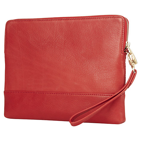 "Buy Knomo Kendor Tablet Sleeve with Wristlet for Tablets up to 10.1"" Online at johnlewis.com"