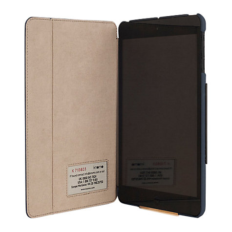 Buy Knomo Leather Folio for iPad Air Online at johnlewis.com