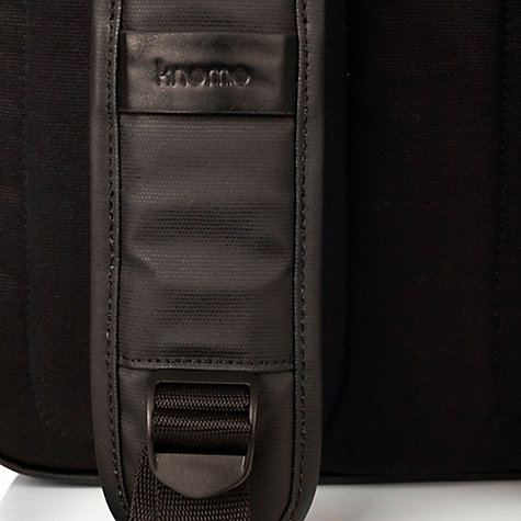 "Buy Knomo Fargo Backpack for Laptops up to 14"", Black Online at johnlewis.com"