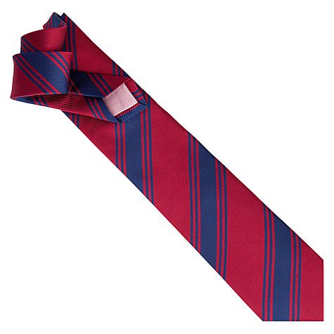 Buy Thomas Pink Bedford Stripe Tie Online at johnlewis.com
