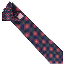 Buy Thomas Pink Rose Woven Tie Online at johnlewis.com