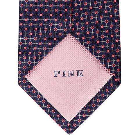 Buy Thomas Pink Hartland Neat Woven Tie Online at johnlewis.com