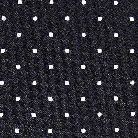Buy Reiss Dino Woven Dot Design Tie Online at johnlewis.com