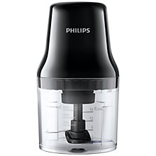Buy Philips HR1393 Daily Collection Chopper Online at johnlewis.com
