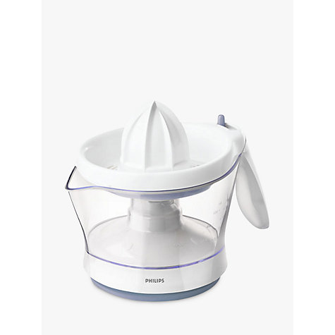 Buy Philips HR2744/41 Viva Collection Citrus Press Online at johnlewis.com