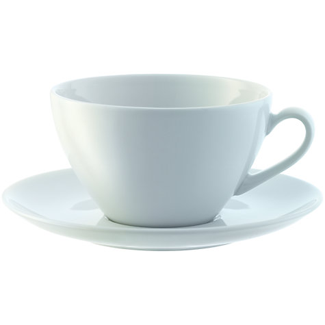 Buy LSA Dine Cappuccino Cups & Saucers, Set of 4 Online at johnlewis.com