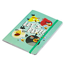 Buy Angry Birds A5 Exercise Book Online at johnlewis.com