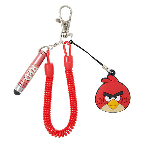 Buy Angry Birds Keyring Online at johnlewis.com
