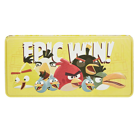 Buy Angry Birds Pencil Tin Online at johnlewis.com