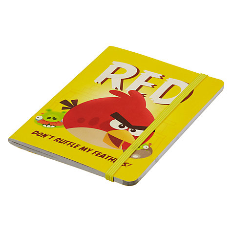 Buy Angry Birds A6 Exercise Book Online at johnlewis.com