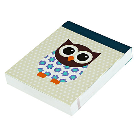 Buy Give A Hoot Mini Notebook Online at johnlewis.com