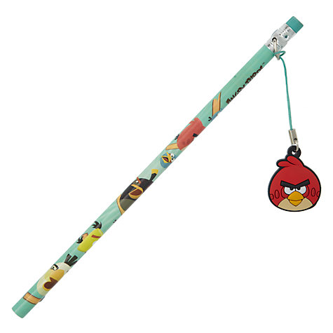Buy Angry Birds Pencil Online at johnlewis.com