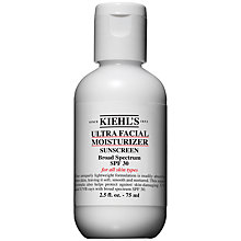 Buy Kiehl's Ultra Facial Moisturiser SPF30 Online at johnlewis.com
