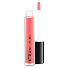 Buy MAC Pro Longwear Lipglass Online at johnlewis.com