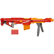 Buy Nerf N-Strike Elite Centurion Mega Dart Blaster Online at johnlewis.com