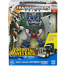 Buy Transformers Prime Beast Hunters Weaponisers Figure, Assorted Online at johnlewis.com