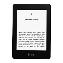 Buy New Amazon Kindle Paperwhite eReader, Wi-Fi Online at johnlewis.com