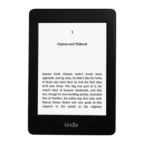 Buy Amazon Kindle Paperwhite eReader, Wi-Fi Online at johnlewis.com