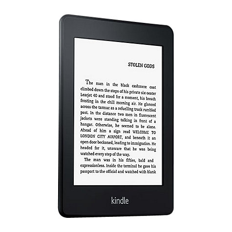 kindle paperwhite touch screen ereader with built in light. Black Bedroom Furniture Sets. Home Design Ideas