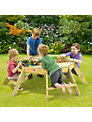 Plum Octagonal Activity Table