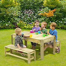 Buy Plum Premium Wooden Activity Table Online at johnlewis.com