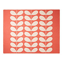 Buy Orla Kiely Giant Stem Throw Online at johnlewis.com