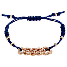 Buy Cachet London Chain Link Friendship Bracelet Online at johnlewis.com