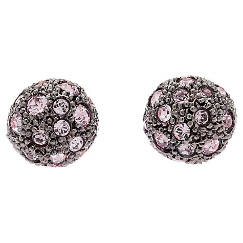 Buy Cachet London Ona Rose Ball Earrings Online at johnlewis.com