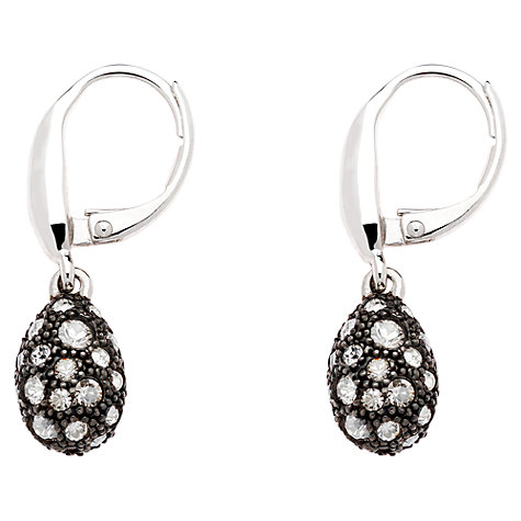 Buy Cachet London Ona Rose Teardrop Earrings Online at johnlewis.com