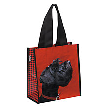 Buy Catseye Terrier Shopper Carry Bag, Red Online at johnlewis.com