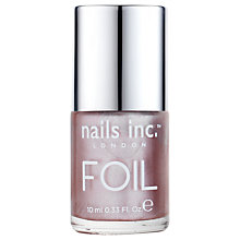 Buy Nails Inc. Foil Polish, 10ml Online at johnlewis.com