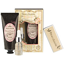 Buy Heathcote & Ivory Beau Jardin Rose & Geranium Manicure Kit Online at johnlewis.com